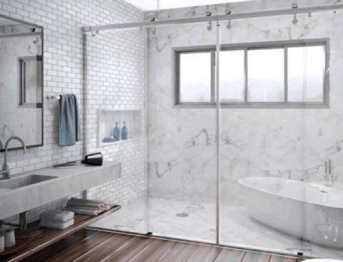 Principais tipos de vidro para box de banheiro