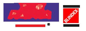 Vidraçaria Rio Paiva Logotipo